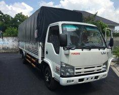 xe tải ISUZU 1 tấn 9 thùng mui bạt dài 6m2 giá 120 triệu tại Tp.HCM