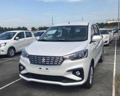 Cần bán Suzuki Ertiga 1.5 MT sản xuất năm 2019, màu trắng, giá chỉ 499 triệu giá 499 triệu tại Bình Dương