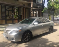Gia đình cần bán xe Toyota Camry 2.4le 2007 màu bạc nhập Mỹ giá 506 triệu tại Tp.HCM