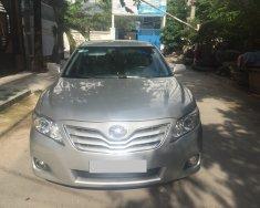 Gia đình cần bán xe Toyota Camry 2.4le 2007, màu bạc nhập Mỹ giá 506 triệu tại Tp.HCM