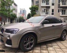 Bán BMW X4 xDrive28i sản xuất năm 2016, màu xám giá 1 tỷ 850 tr tại Hà Nội