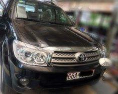 Cần bán lại xe Toyota Fortuner đời 2009, màu đen số tự động giá 510 triệu tại Đồng Tháp