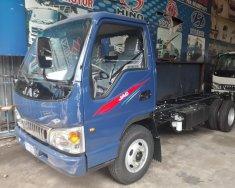 Bán xe tải JAC 2t4 đời 2019 động cơ ISUZU thùng dài 4m4 giá 350 triệu tại Bình Dương