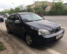 Cần bán gấp Daewoo Lacetti 1.6 đời 2004, màu đen chính chủ giá 139 triệu tại Hà Nội