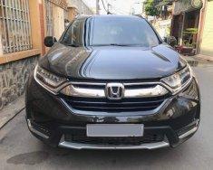 Bán Honda Crv 2018 tự động dòng E xám đen chỉnh chủ đi kỹ giá 895 triệu tại Tp.HCM