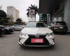 Bán ô tô Toyota Camry năm sản xuất 2017, màu trắng, giá tốt giá 970 triệu tại Hà Nội