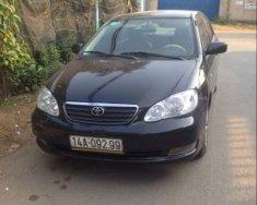 Chính chủ bán Toyota Corolla Altis sản xuất 2003, màu đen, nhập khẩu giá 155 triệu tại Tp.HCM