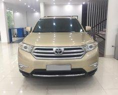 HOT: Toyota Highlander sx 2011 cực mới, lành, tiết kiệm, giữ giá giá 1 tỷ 80 tr tại Hà Nội