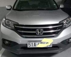 Chính chủ bán gấp Honda CR V AT đời 2014, màu bạc giá 790 triệu tại Tp.HCM