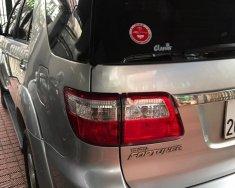 Bán xe Toyota Fortuner bản máy xăng, 2 cầu, số tự động, màu bạc giá 445 triệu tại Quảng Ninh
