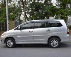 Bán Toyota Innova E đời 2013, màu bạc còn mới giá cạnh tranh giá 518 triệu tại Hà Nội