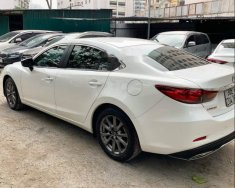 Cần bán gấp Mazda 6 đời 2016, màu trắng, nội thất ghế da còn rất mới giá 740 triệu tại Hà Nội
