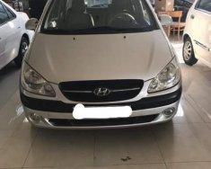 Bán xe Hyundai Getz MT năm sản xuất 2009, màu bạc, nhập khẩu, xe không bị đâm đụng, không bị ngập nước giá 205 triệu tại Đồng Nai