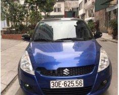 Bán lại xe Suzuki Swift 1.4AT sản xuất 2014, màu xanh lam số tự động giá 492 triệu tại Hà Nội