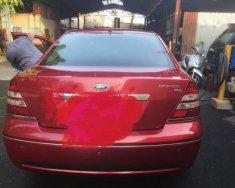 Bán Ford Mondeo 2.5 đời 2004, màu đỏ, nhập khẩu số tự động giá 220 triệu tại Tp.HCM