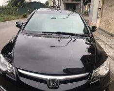 Cần bán gấp Honda Civic đời 2007, màu đen giá 336 triệu tại Hà Nội