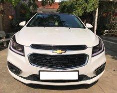 Cần bán xe Chevrolet Cruze 1.8LTZ đk 05/2017 màu trắng giá 508 triệu tại Tp.HCM