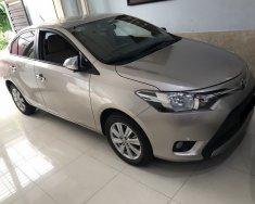 Cần bán xe Toyota Vios 1.5E 2016, số tự động, màu vàng cát giá 452 triệu tại Tp.HCM
