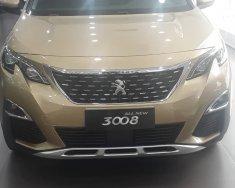 Cần bán xe Peugeot 3008 năm 2019, màu vàng giá 1 tỷ 194 tr tại Hà Nội
