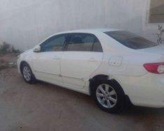 Cần bán lại xe Toyota Corolla altis đời 2009, màu trắng, giá 360tr giá 360 triệu tại Lâm Đồng