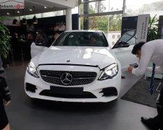 Bán ô tô Mercedes C300 AMG năm sản xuất 2019, màu trắng giá 1 tỷ 897 tr tại Hà Nội