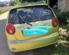 Bán ô tô Chevrolet Spark đời 2008, màu xanh cốm giá 90 triệu tại Ninh Bình