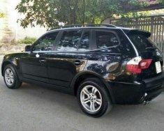 Bán BMW X3 số tự động nhập Mỹ, 2 cầu 4x4, Sx 2005 đăng ký lần đầu 2007 chính chủ giá 330 triệu tại Hà Nội