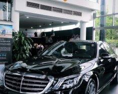 Bán xe Mercedes S450 Luxury đời 2019, màu đen giá 4 tỷ 869 tr tại Hà Nội