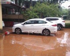 Cần bán Honda City 1.5 AT sản xuất 2016, màu trắng, giá chỉ 485 triệu giá 485 triệu tại Lào Cai