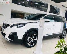 Bán ô tô Peugeot 5008 1.6 AT đời 2019, màu trắng, chiếc xe SUV giá 1 tỷ 349 tr tại Hà Nội