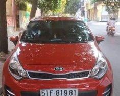 Bán Kia Rio sản xuất năm 2015, màu đỏ chính chủ giá 500 triệu tại Tp.HCM