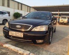 Cần bán Ford Mondeo đời 2005, màu đen, giá chỉ 215 triệu giá 215 triệu tại Quảng Ngãi