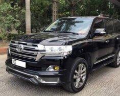 Chính chủ bán Toyota Land Cruiser VX 4.6 đời 2016, màu đen giá 3 tỷ 850 tr tại Hà Nội