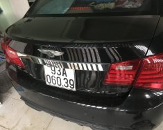 Cần bán Daewoo Lacetti 1.8 CDX sản xuất 2010, màu đen, nhập khẩu giá 350 triệu tại Bình Phước