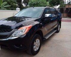 Cần bán xe Mazda BT 50 2.2 MT đời 2015, màu đen số sàn giá 460 triệu tại Hà Tĩnh