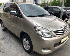 Bán Toyota Innova V 2010 vàng cát, tự động, tuyệt vời giá 446 triệu tại Tp.HCM