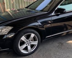 Cần bán xe Mercedes S400 model 2012 màu đen, động cơ xăng điện giá 1 tỷ 96 tr tại Tp.HCM