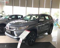 Cần bán xe Mitsubishi Pajero Diesel sản xuất 2018, màu xám, nhập khẩu nguyên chiếc giá 1 tỷ 62 tr tại Tp.HCM