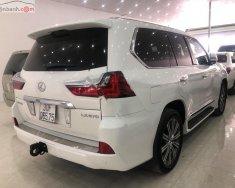 Bán ô tô Lexus LX 570 đời 2017, màu trắng, nhập khẩu nguyên chiếc như mới giá 7 tỷ 600 tr tại Hà Nội