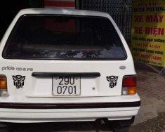 Cần bán xe Kia Pride CD5 đời 2009, màu trắng giá 55 triệu tại Vĩnh Phúc
