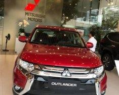 Cần bán Mitsubishi Outlander 2.0 CVT đời 2019, màu đỏ giá 790 triệu tại Hà Nội