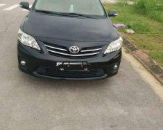 Bán Toyota Corolla Altis đời 2011, màu đen số tự động, giá tốt giá 535 triệu tại Hà Nội