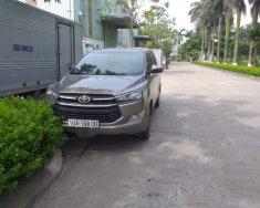 Bán xe Toyota Innova sản xuất 2018, màu xám, chính chủ giá 720 triệu tại Hà Nội