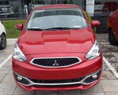 Mitsubishi Attrage CVT 2019, màu đỏ, xe nhập, giá tốt giá 475 triệu tại Quảng Bình