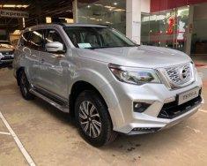 Bán Nissan Terrano 2.5L đời 2019, màu bạc, nhập khẩu Thái Lan giá 809 triệu tại Tp.HCM