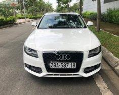 Xe Audi A4 đời 2009, màu trắng, xe nhập còn mới giá 530 triệu tại Hà Nội