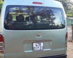 Bán Toyota Hiace sản xuất năm 2019, nhập khẩu giá 340 triệu tại Đắk Lắk