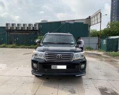 Bán ô tô Toyota Land Cruiser VX 2014, màu đen, đăng ký một chủ từ đầu giá 2 tỷ 450 tr tại Hà Nội