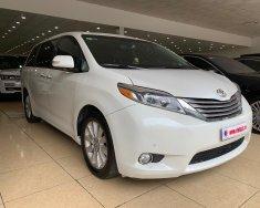 Bán Toyota Sienna Limited 3.5 đời 2016, màu trắng, nhập Mỹ đủ đồ giá 2 tỷ 898 tr tại Hà Nội