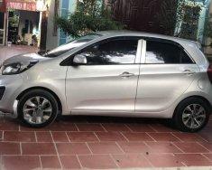 Chính chủ bán Kia Morning Si 1.25 MT năm 2013, màu bạc. Giá chỉ 220 triệu giá 220 triệu tại Hà Nội